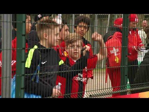 In campo con gli Adidas Milan Junior Camp | AC Mil…