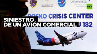 Analista: Todavía es difícil determinar las causas de la catástrofe aérea
