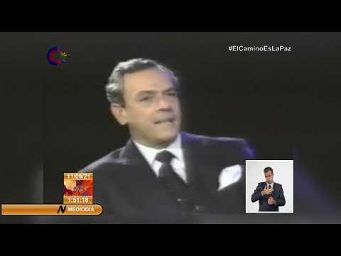 Cuba recuerda al doctor Eusebio Leal Spengler