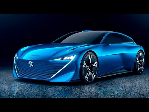 Peugeot Instinct Concept ? Future Shooting Brake