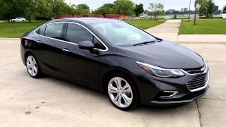 India-bound 2016 Chevrolet Cruze walkaround video by OVERDRIVE