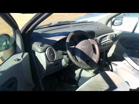 Renault Scenic 2000 m dalys