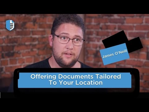 Yes, We Have Documents For Your Specific State!