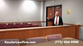 Florida Courtroom walkthrough