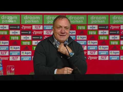 Advocaat over CSKA - Feyenoord: 'Wat een goed resultaat is, kun je pas na afloop zeggen'