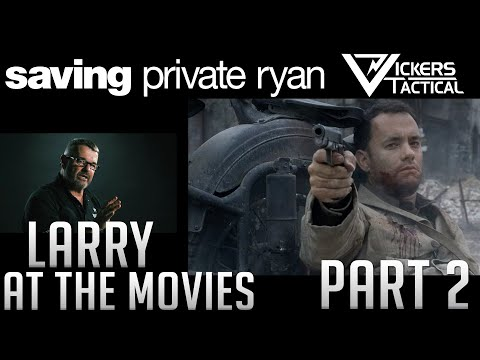 "Larry At The Movies EP 5 - ""Saving Private Ryan"" Part 2"