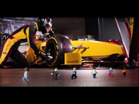 Teaser - LEGO & L'Atelier Renault | Groupe Renault