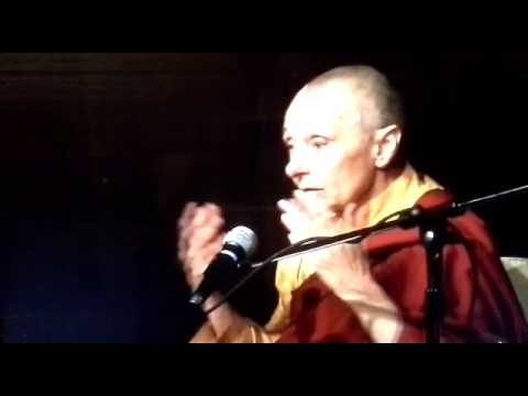 Tenzin Palmo talk - Part 2