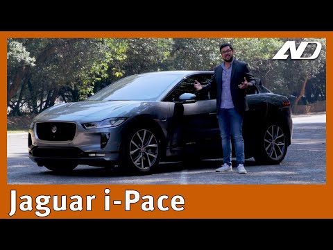 "Jaguar I-Pace - ¿Mejor que Tesla"""