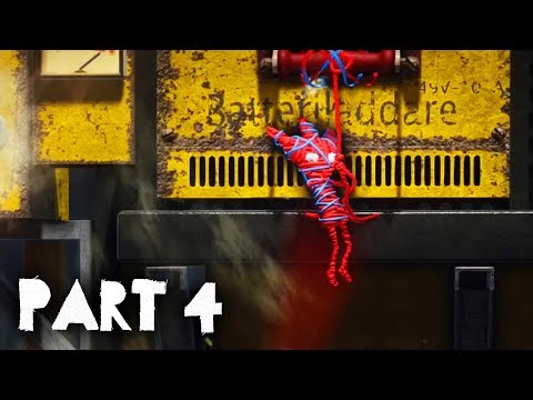Unravel Two Gameplay Walkthrough Part 4 - Chapter 5 (Every Collectible)