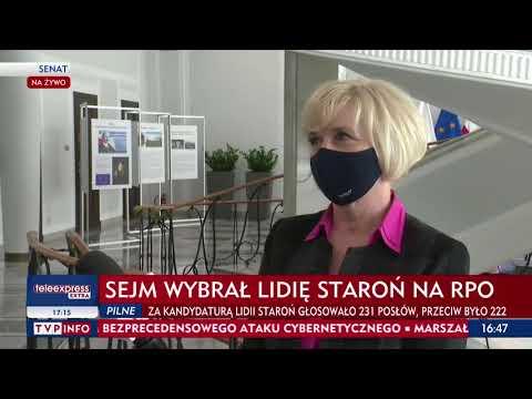 Lidia Staroń: Mam nadzieję, że będzie to w końcu urząd obywateli