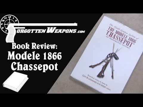 connectYoutube - Book Review: The Modele 1866 Chassepot