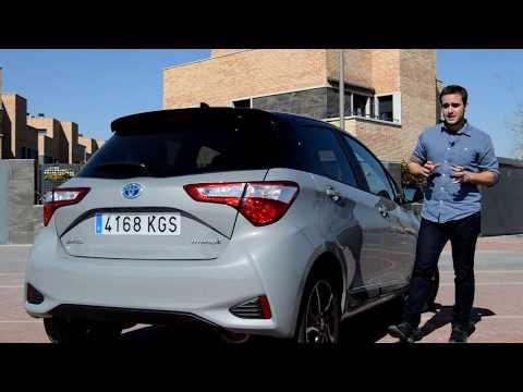 Toyota Yaris Hybrid - Prueba en Portalcoches