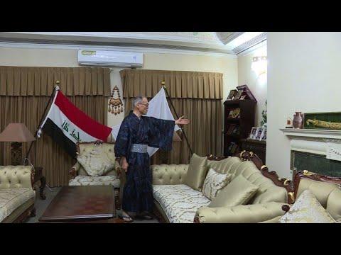 السفير الياباني العائد الى بلاده حاملا حب العراقيين