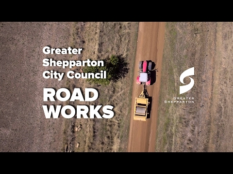 Road Works - Greater Shepparton City Council