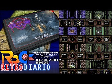 RetroDiario Noticias Retro Commodore y Amiga (01/06/2017) #0035