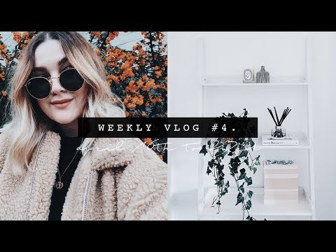 REDECORATING MY HOUSE + LIVING ROOM TOUR | WEEKLY VLOG #4 | I COVET THEE
