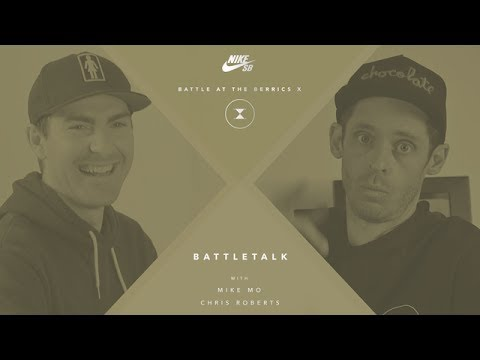 BATB X | BATTLETALK: Week 9 - with Mike Mo and Chris Roberts