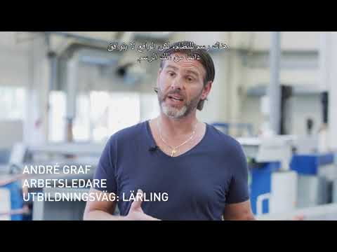 Bli Ventilationsmontör - Arabic subtitles