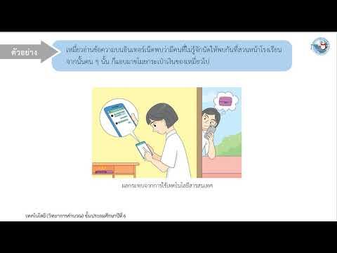 การใช้เทคโนโลยีสารสนเทศอย่างปล