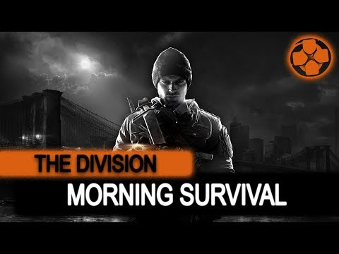 The Division 🔴 Strike Survival | Morning Coffee Grind - Hold the Coffee | PC Gameplay 1080p 60fps
