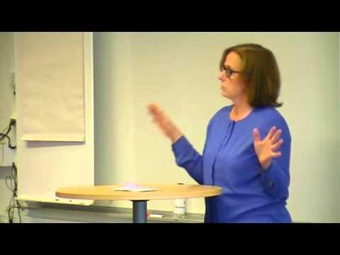 Möter vi barns behov i Sverige?,  Louise Hallin, Almedalen 2014-07-03