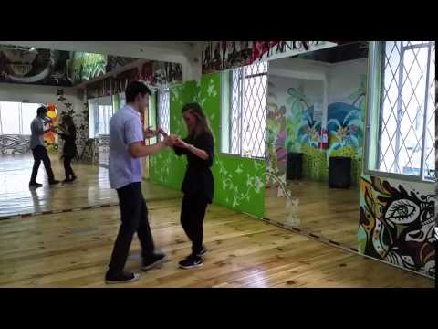 Salsa Class with Ailola Quito