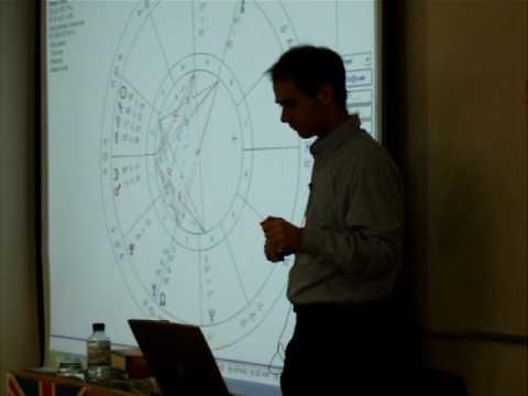 医学占星術講座の様子