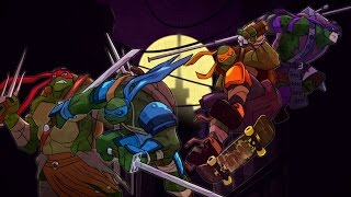 Teenage Mutant Ninja Turtles Debut Trailer