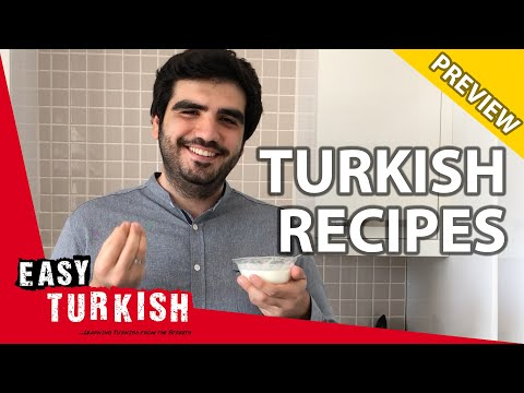 3 simple and delicious Turkish recipes (PREVIEW) | Easy Turkish 26 photo