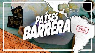 Los 10 países que EXIGEN MÁS VISA en América Latina