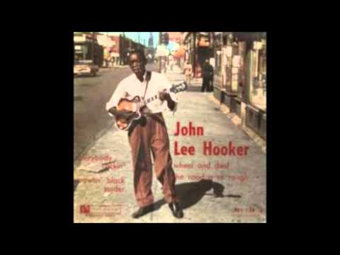 connectYoutube - John Lee Hooker