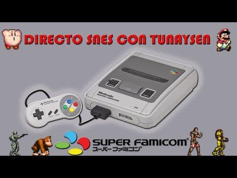 Directo super Nintendo SNES #2