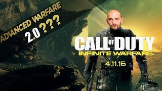 video : MrLEV12 INFINITE WARFARE : Advanced Warfare 2.0? Retour de COD 4! en vidéo