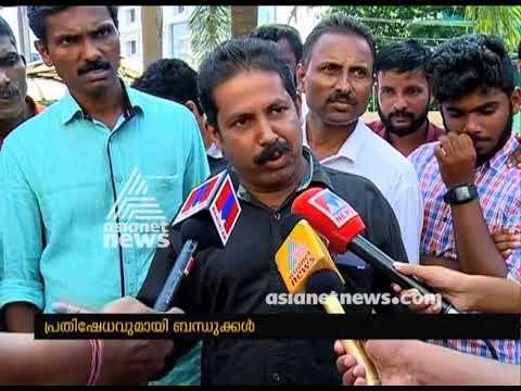 Nipah Virus attack victim Asokan's funeral disrupted