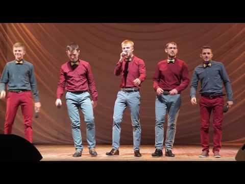 1-ая 1/2 финала сезона 2015 г. РЛ КВН \Томск\