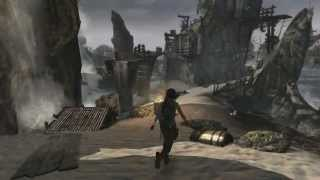 Tomb Raider (забавный диалог)