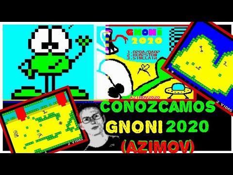 Conozcamos Gnoni  2020 (Azimov)