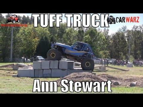 Ann Stewart 1979 Jeep CJ First Round Unlimited Class Minto Tuff Truck Challenge 2018