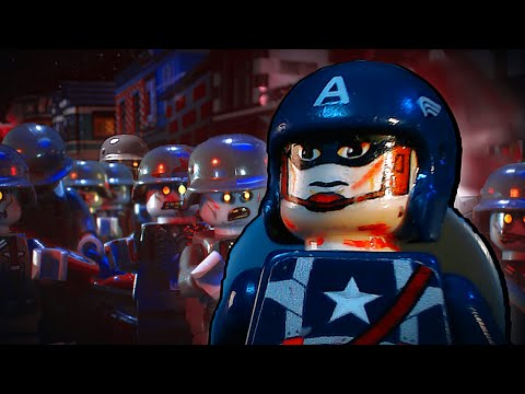 connectYoutube - Lego Captain America 3: Nazi Zombies