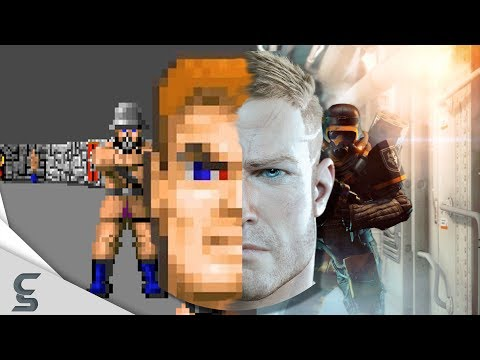 connectYoutube - The Evolution of Video Game Graphics: Wolfenstein (1981 -2017)