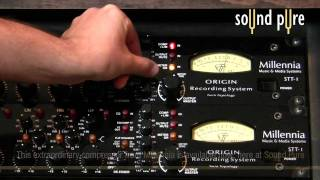 Millennia TCL-2 STT-1 Compression Demo Video