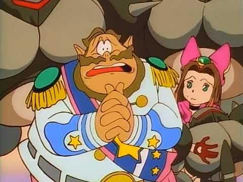 Sonic the Hedgehog: The Movie (a.k.a. ソニック・ザ・ヘッジホッグ) (Japanese OVA) (Sega, Pierrot) [1999]