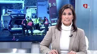 Noticias 8 Valladolid. Edición de noche. Lunes 18 de enero de 2021
