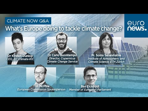 What's Europe doing to tackle climate change?