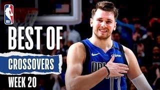 NBA's Best Crossovers | Week 20 | 2019-20 NBA Season