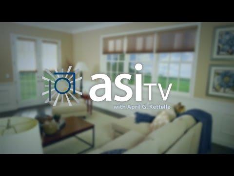 Somfy's Irismo Drapery Track-ASItv-Episode 25-NewYork-LA-Miami-Naples