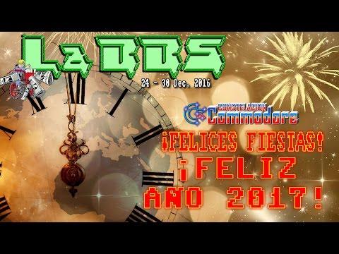 ¡Feliz Año 2017! | Sorteo del Concursete de Amiga Discovery! | La BBS #0024 (24-30 Dec. 2016)