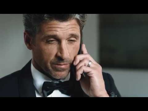 Patrick Dempsey?s special entrance to the Leipzig Opera Ball.