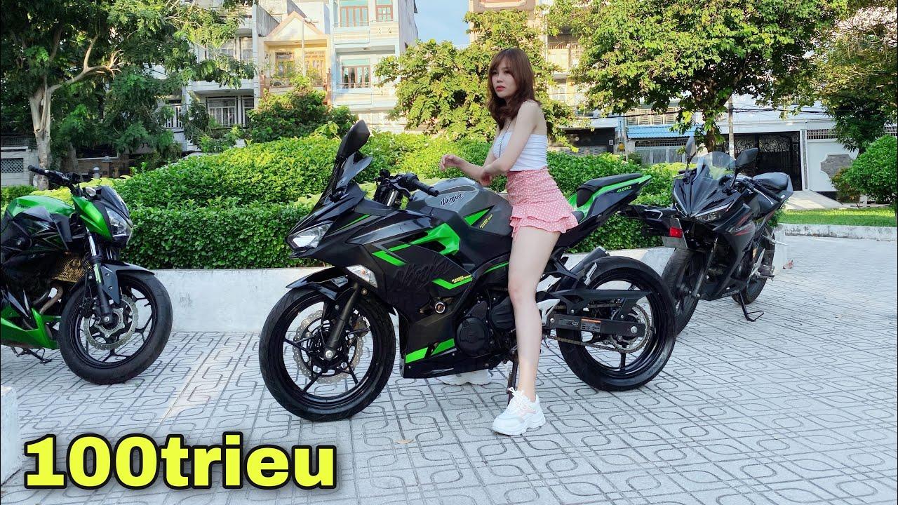 Kawasaki Ninja400 Siêu Đẹp Siêu Mới Siêu Rẻ | MinhBiker